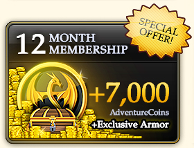 12 month membership bundle