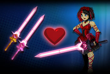 valentines day presents friday the 13 items rare event in online mmo game adventure quest worlds