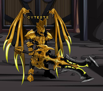 AQW DragonKnight