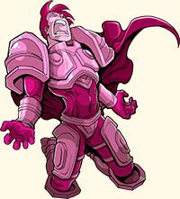 Artix scream pink paladin chaos queen beleen funny