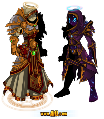 Astral Guardian and Wanderer sets