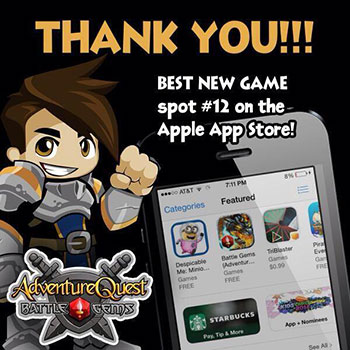 BattleGems is best new game on the Apple App Store