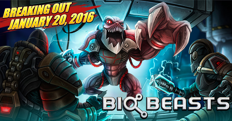 BioBeasts-Launch-Date