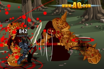 aqworlds strongest weapon