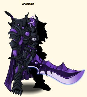 Chaos Shaper tagged AQW Design Notes