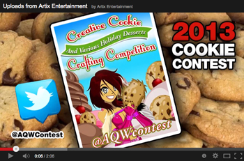 2013 Cookie Contest Winners video