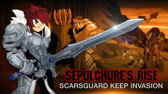 DN] Este final de semana: A Ascensão de Sepulchure, Parte 1 ...
