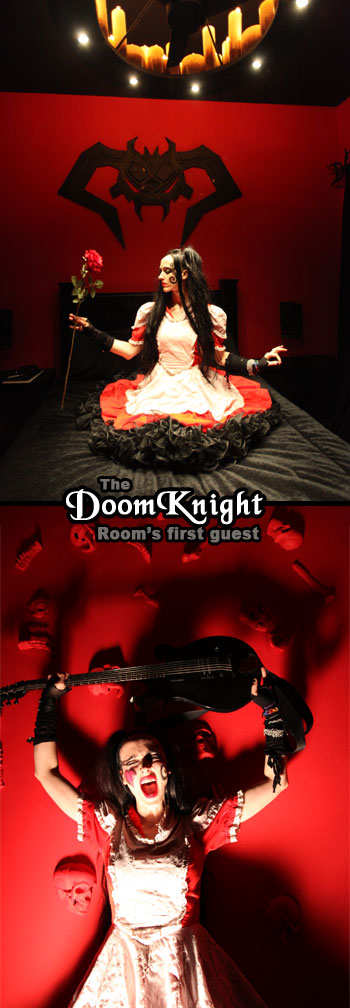 The DoomKnight Room
