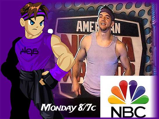 Drew Drechsel to compete on American Ninja Warrior