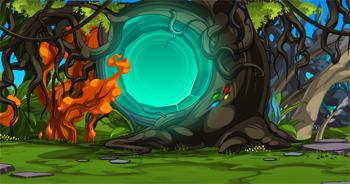 Guardian Tree Elemental Forest