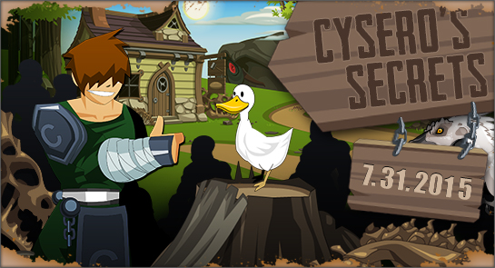cysero's secrets coming soon free rpg mmo