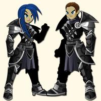 Shinobi ninja armor online game