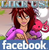 Like us on Facebook as your favorite online flash game