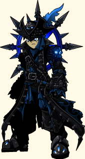 Legion Naval Commander Blue Talk Like a Pirate Day 2013