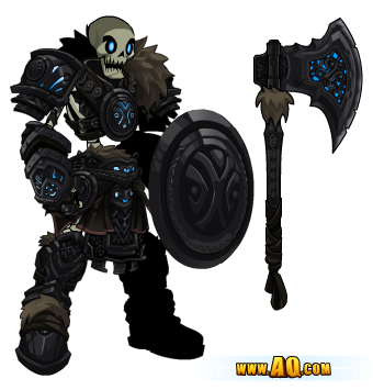 Ancient Undead Warrior