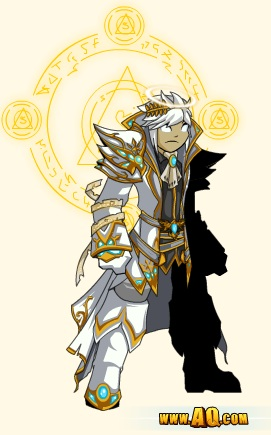 Lightcaster Armor Set