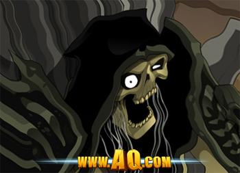 A grim Grimskull survivor