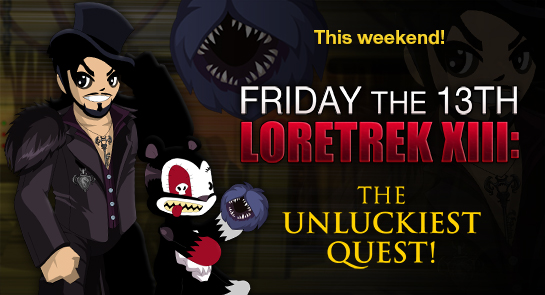 Voltaire Returns For Friday The 13th