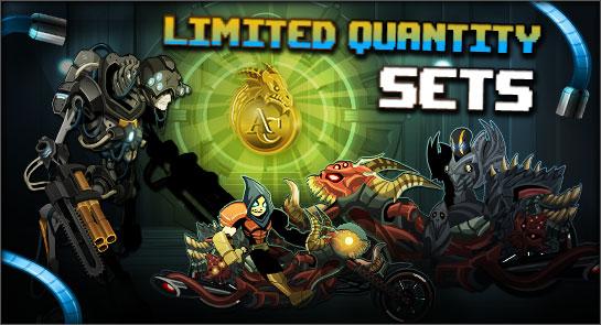 Dread Space Limited Quantity Shop