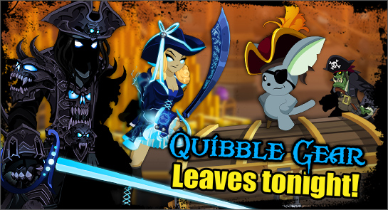Talk Like A Pirate Day tagged AQW Design Notes