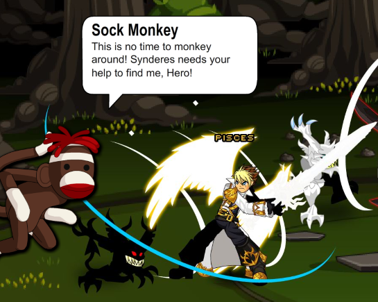 synderes sock monkey