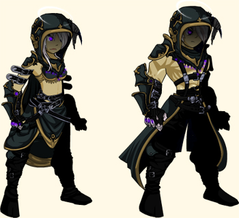 Knight of the Leviasea Armor Set