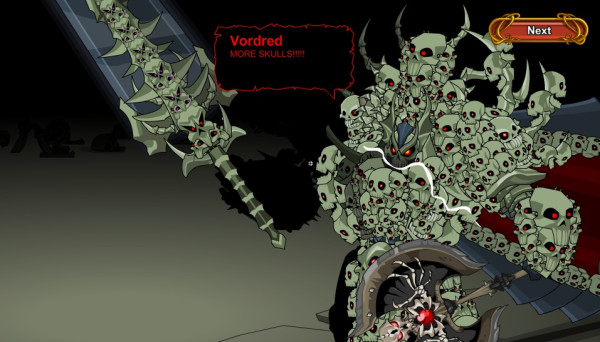 Vordred tagged AQW Design Notes