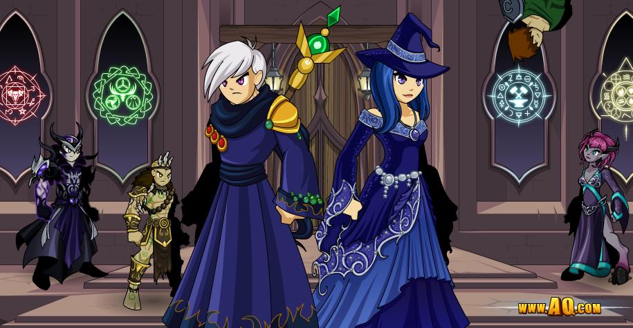 Wizard Professors