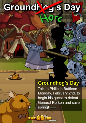 free mmo groundhog's day 2015