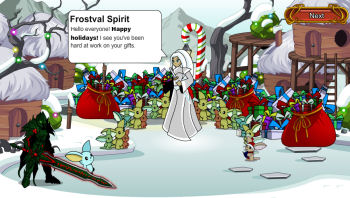 Happy Frostval!