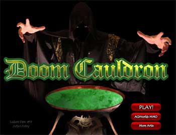 Doom Cauldron