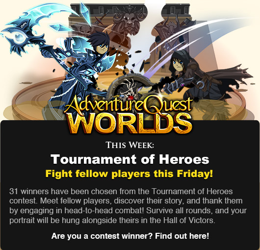 tournament of heroes new game release