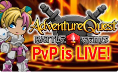 NEW: PvP in BG!