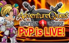 NEW: PvP in BG!