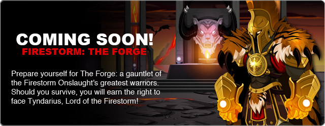 Firestorm: The Forge