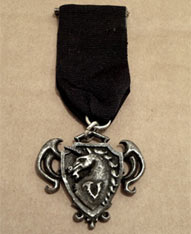 Commander of Unicorns Medal
