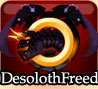 Desoloth Freed