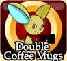 Double Coffee Mugs