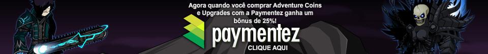 Clique aqui para comprar Pontos com PayMentez!
