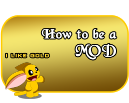 How To Be A Mod