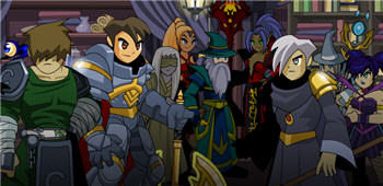 Meeting of the Mages