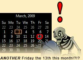 Design Notes March 3rd Anotherfriday13th