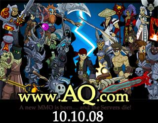 ~ Behind the Scenes - AdventureQuest Worlds Forum - Neoseeker Forums