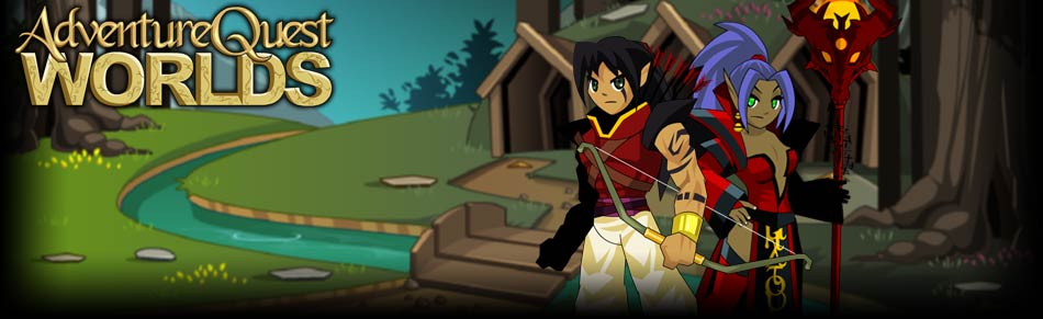 AQWorlds Screenshot