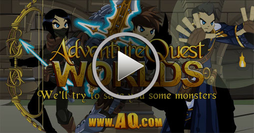 AdventureQuest Worlds Trailer
