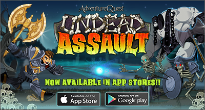 New Undead Assault!