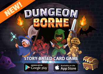 New DungeonBorne Game!