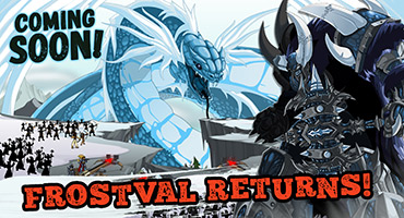 Frostval returning soon