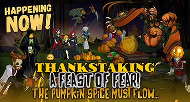 Thankstaking - Feast of Fear