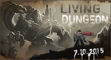 Living Dungeon Coming Soon
